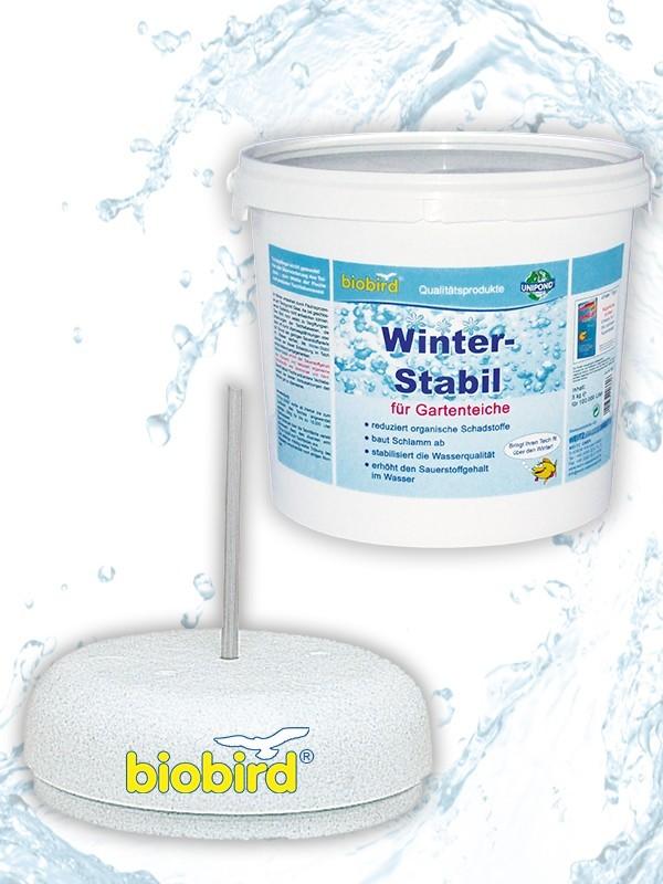 Sparset Winter-Stabil + Eisfreihalter