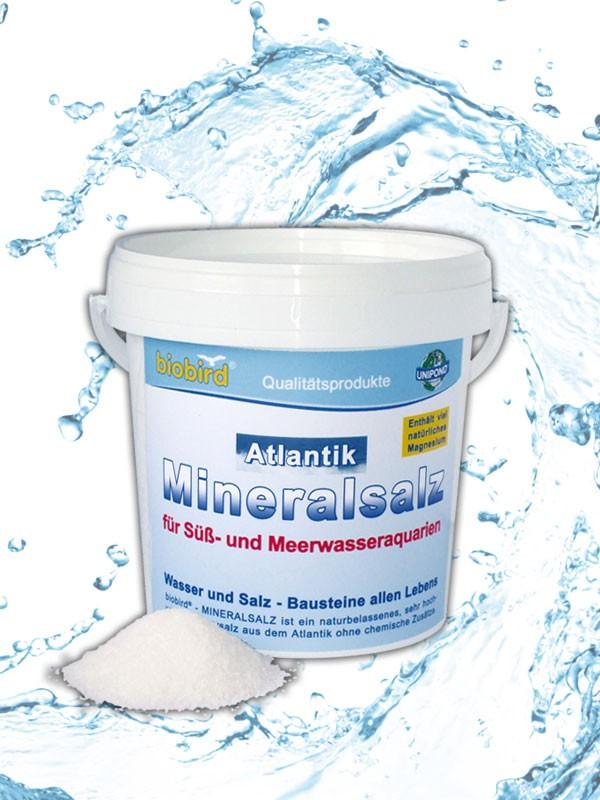 Atlantik Mineralsalz Aquarien 1,0 kg